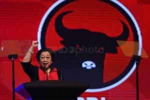 Peringati Sumpah Pemuda, Megawati Resmikan Belasan Kantor PDIP dan Patung Soekarno