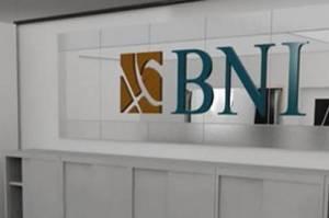 Penyaluran Kredit BNI Naik Rp558,7 Triliun