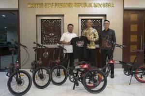 Gratifikasi Sepeda Disebut untuk KSP, KPK: Catatkan sebagai Barang Negara