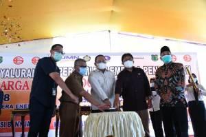 BPH Migas Resmikan BBM 1 Harga di Muba dan Muratara
