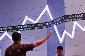 Hati-Hati! Pulang Liburan Pasar Modal Hadapi Resesi