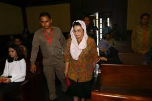 Siti Fadilah Supari Bebas dari Penjara, Ini Perjalanan Kasusnya