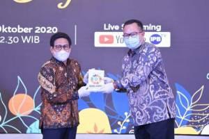 Kemendes PDTT Raih Penghargaan dari IPB