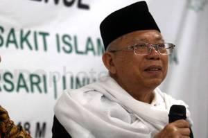 Maruf Amin Minta Fintech Syariah Lakukan Terobosan