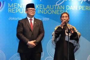Jejak Perseteruan Menteri Edhy Prabowo dengan Susi Pudjiastuti