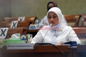 Menaker: Penetapan Upah Minimum 2022 Berpedoman ke UU Cipta Kerja