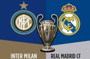 Susunan Pemain Inter Milan vs Real Madrid: Zidane Ubah Formasi