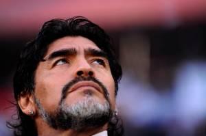 Kehilangan Legenda, Napoli akan Jadikan Maradona Nama Stadion