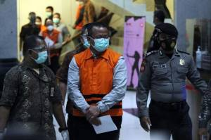 Edhy Prabowo Jadi Tersangka, Kebijakan KKP Dituding Sarat Oligarki