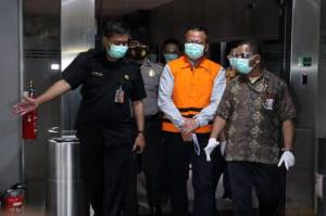 KPK Usut Aliran Uang Suap Ekspor Benur Edhy Prabowo ke Gerindra