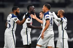 Tottenham Jaga Kans ke Babak Gugur Usai Habisi Ludogorets