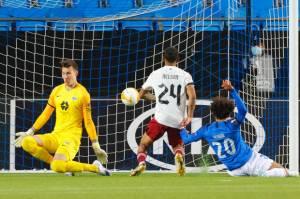 Hasil Pertandingan Penyisihan Grup Liga Europa Arsenal dan Leicester Melenggang