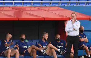 Gaji Ronald Koeman dan Staf Kepelatihan Barcelona Dipotong 30%