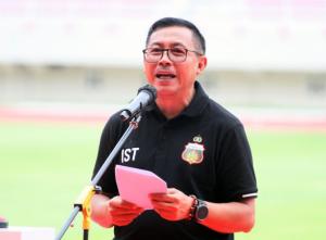 Ini Alasan Dibalik Perubahan Nama Bhayangkara Solo FC