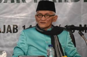 KH Miftachul Akhyar Pimpin MUI Gantikan KH Maruf Amin