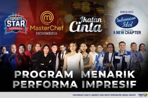 Saham MNCN di Akhir Pekan Terus Terdongkrak Naik Ditopang 4 TV Rajai Prime Time