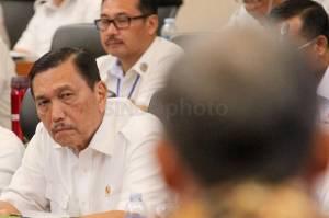 Gantikan Edhy Prabowo, Luhut Gercep Gelar Rapat di KKP