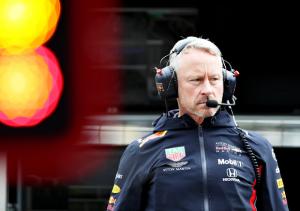 Direktur Olahraga Red Bull Racing Positif Covid-19