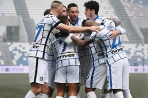Inter Milan Bikin Sassuolo Babak Belur di Kandang