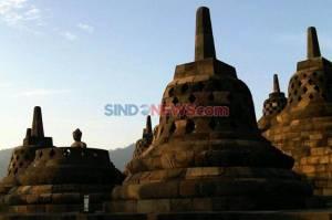 Candi Borobudur Rusak, Erick Thohir Minta Pengunjung Dibatasi