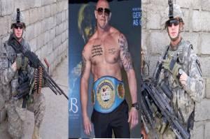 Kisah Blake McKernan: Tentara Veteran Irak Kini Petinju Tak Terkalahkan