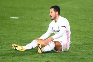 Sudah Tumbang dari Alaves, Real Madrid Harus Kehilangan Lagi Eden Hazard