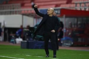 Man City Bantai Brighton 5-0, Guardiola Anggap Kemenangan Penting