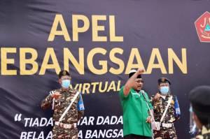 Banser Siap Bantu TNI/Polri Tumpas Pencoleng Agama di Sigi