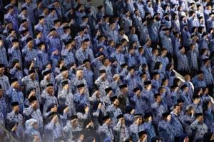 Presiden Jokowi: Meski Junior, ASN Cekatan Harus Tampil di Depan