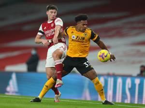 Arsenal Tersungkur Menjamu Wolverhampton