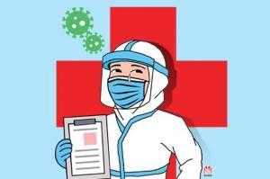 180 Dokter Gugur karena Covid-19, IDI Minta Semua Pihak Komitmen Jalankan Protokol Kesehatan