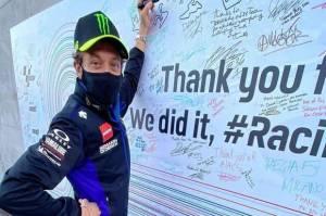 Rossi Ngarep Pembalap Italia Bisa Akhiri Dominasi Spanyol di MotoGP