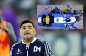 Tragis! Maradona Jatuh, Kepala Terbentur, Ditinggal Sendiri sebelum Meninggal