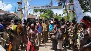 Listrik Jadi Kado Natal untuk Warga Desa di Distrik Mimika Barat