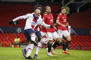 Babak I Man United vs PSG: Gol Cepat Neymar Dibalas Rashford