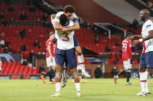 PSG Bungkam Man United, Persaingan Grup H Sengit hingga Akhir
