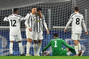 Jebol Gawang Dynamo Kiev, Morata Samai Rekor Legenda Juventus di Liga Champions