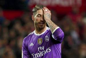 Real Madrid vs Sevilla: Sergio Ramos Tak Sungkan Lukai Mantan