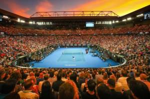 Australia Open 2021, Petenis Diiziinkan Latihan di Lokasi Karantina