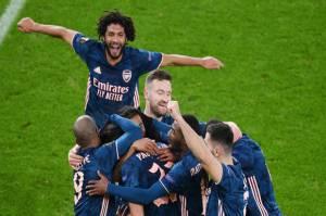 Alasan Mikel Arteta Lakukan 11 Perubahan Lawan Rapid Vienna