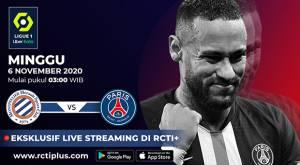Jelang Montpellier vs PSG: Les Parisiens Jaga Konsistensi