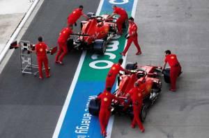 Harapan Scuderia Ferrari