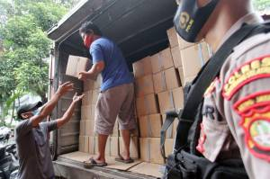 Polri Pastikan Pengamanan Logistik Pilkada Melekat Sampai ke TPS