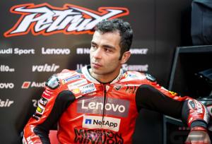 Hijrah ke KTM Jadi Pertaruhan Karir Petrucci di MotoGP