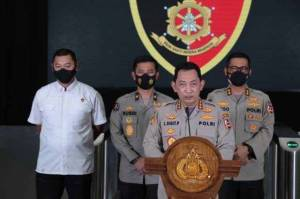 Listyo Sigit Prabowo Calon Tunggal Kapolri, Cermin Kebhinekaan Indonesia