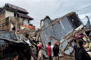 Basarnas Sebut Korban Jiwa Gempa Mamuju-Majene 49 Orang