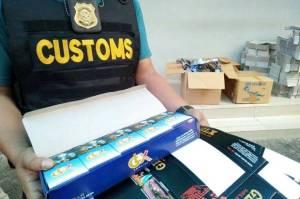 Penyelundupan Rokok Ilegal di Perairan Riau, Ini Penjelasan Bea Cukai