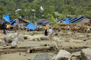 Bencana Alam Berturut-turut, BNPB Diminta Siaga di Semua Daerah