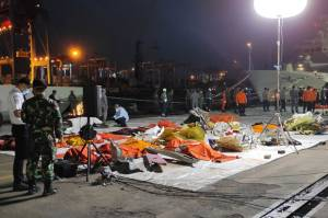 Daftar Nama 24 Korban Teridentifikasi di Insiden Jatuhnya Sriwijaya Air