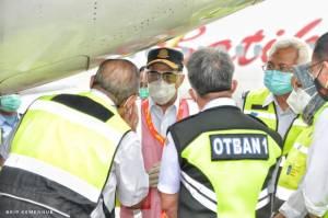 Ramp Check Pesawat di Soetta, Menhub Budi: Kita Lakukan Secara Terjadwal